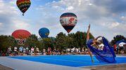 L'evento di mongolfiere più prestigioso d'Europa