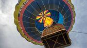 """Più di 30 equipaggi di mongolfiere, tra Special Shapes e """"lampadine"""""""