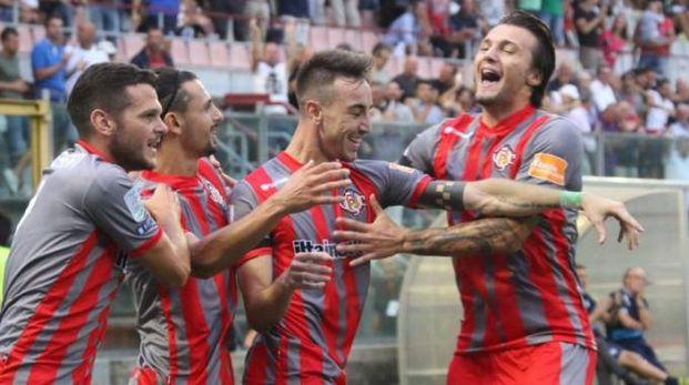 Castrovilli ha siglato il primo gol stagionale ed ha dovuto saltare Palermo per infortunio