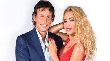 Temptation Island Vip, Valeria Marini con Patrick Baldassari
