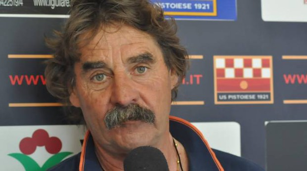 Mister Massimo Morgia invita i suoi giocatori a continuare sulla strada fin qui percorsa
