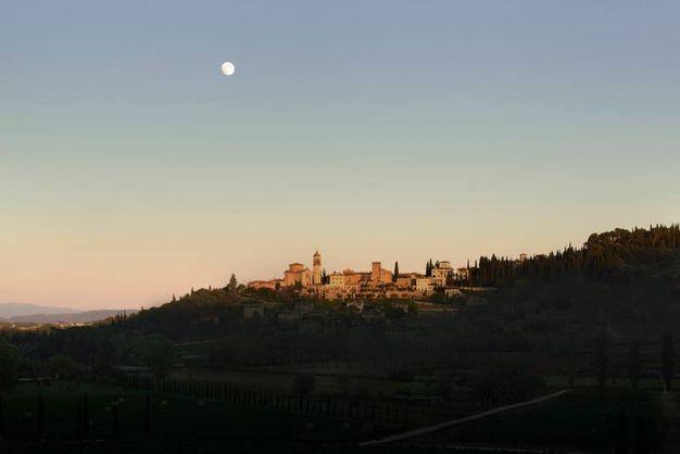 Il borgo di Solomeo