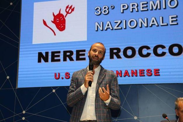 L'assessore allo sport del Comune di Firenze Andrea Vannucci (Fotocronache Germogli)