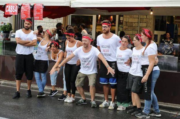 """Lo slogan di questa edizione è """"Che Maraveja"""" (Foto Fabrizio Petrangeli)"""