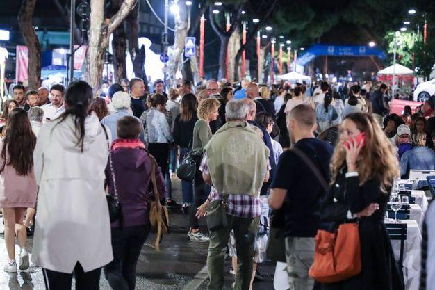 La Festa de' borg si svolge ogni 2 anni nel primo fine settimana di settembre (Foto Fabrizio Petrangeli)