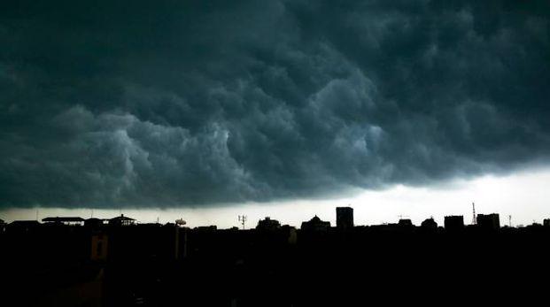 Previsioni meteo, nuova ondata di temporali e grandine (foto iStock)
