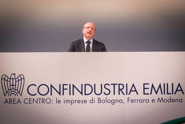 Vincenzo Boccia, Presidente Nazionale di Confindustria (Foto Schicchi)