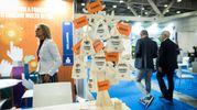 30mila metri quadrati di stand, 800 aziende coinvolte, oltre 90 workshop in programma (Foto Schicchi)