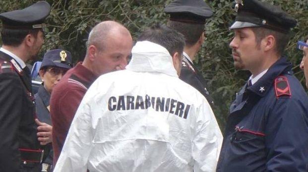Il corpo della donna fu ritrovato in pineta (foto Umicini)