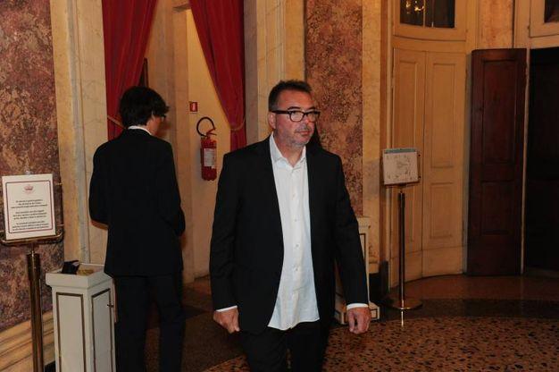 Il vicesindaco Gianpietro Cavazza (foto Fiocchi)