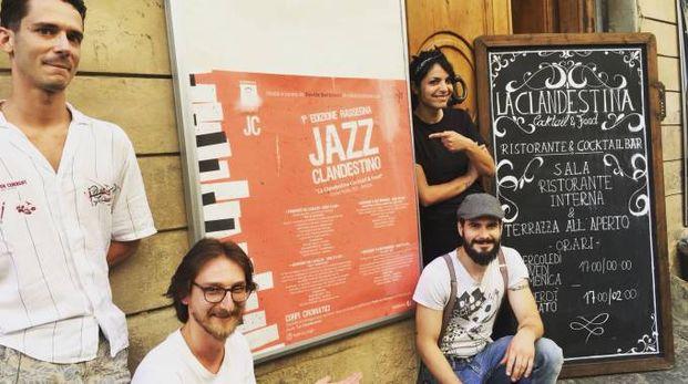 Jazz alla Clandestina