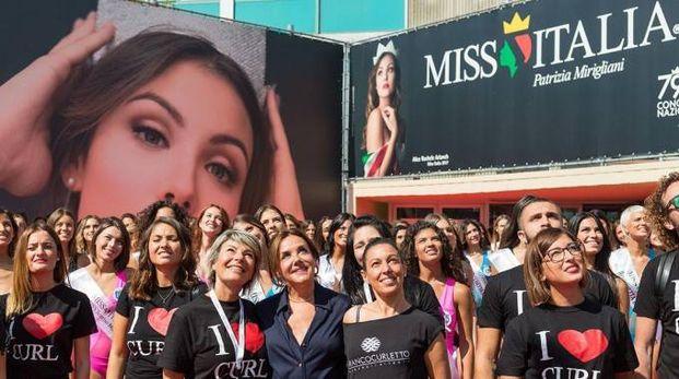 Le Marche è una delle regioni più rappresentate nella finale di Miss Italia