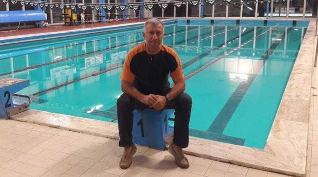 Stefano Pivaro, vice presidente della società Fanum Fortunae Nuoto