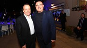 Stefano Tedeschi e Christian Pavani (foto Schicchi)