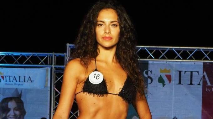 Carlotta Maggiorana è tra le 30 finaliste a Miss Italia 2018