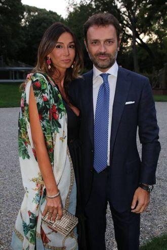 Elisabetta Bardelli e Nicolò Ricci