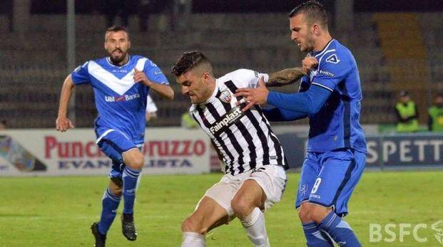 Edoardo Lancini darà forfait con il Pescara per un colpo subito in casa dello Spezia