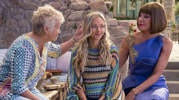 Una scena di 'Mamma Mia! Ci risiamo' – Foto: Jonathan Prime/Universal Pictures