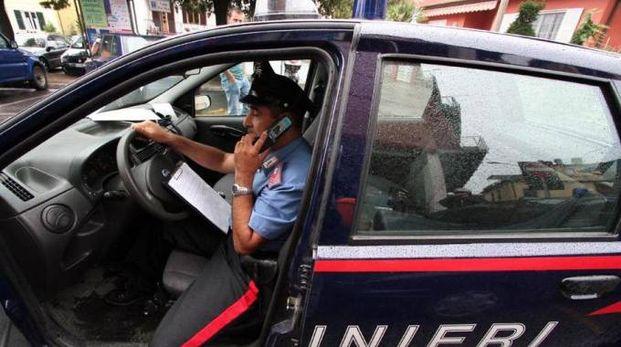 Un tedesco di 20 anni è stato arrestato dai carabinieri per rapina impropria