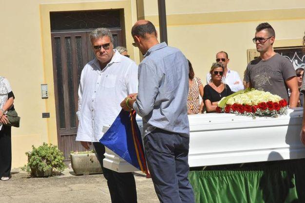 Il terribile incidente è avvenuto domenica 2 settembre (foto Artioli)