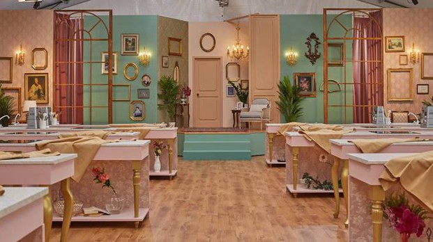 L'interno di Villa Bagatti Valsecchi, nuovo set di Bake Off Italia