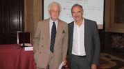 Fabrizio Servente e Carlo Capasa (Newpress)