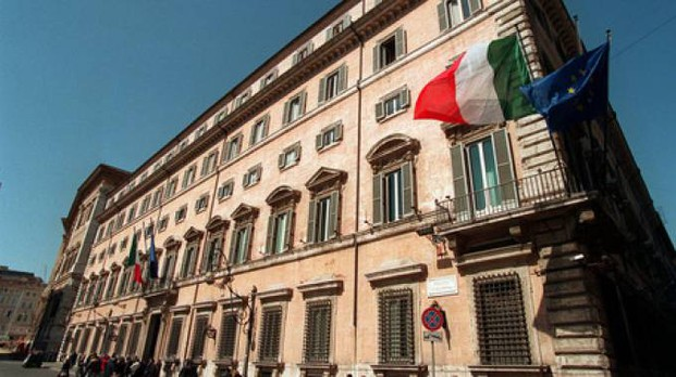 Palazzo Chigi (Ansa)