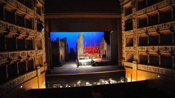 Spettacolo teatrale al Verdi