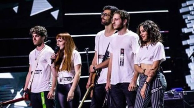 Seveso Casino Palace a X Factor 2018 (foto Facebook)
