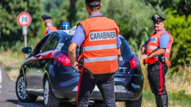 Carabinieri in una foto di repertorio (Fotocronache Germogli)