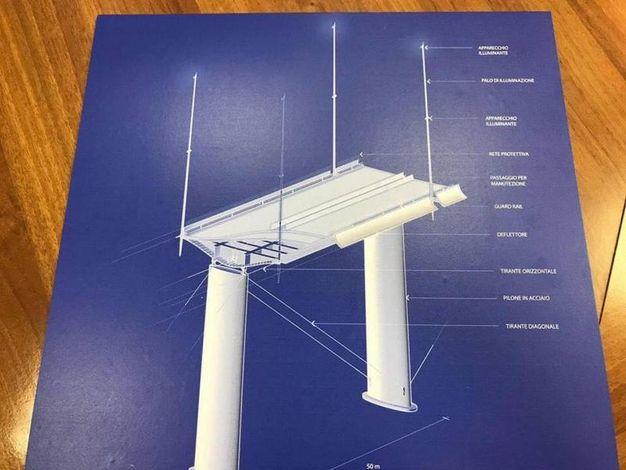 Il progetto di Renzo Piano (Ansa)