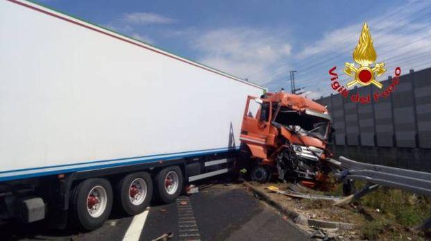 L'incidente sull'A4