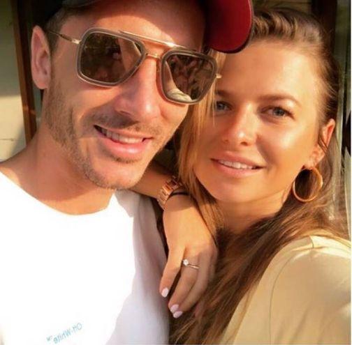 Robert e Anna Lewandowski (Instagram)