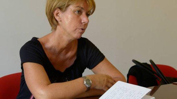 L'assessore all'Istruzione, Giusy Molinari
