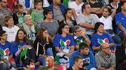 Tanti i tifosi che hanno invaso il Dall'Ara (foto Schicchi)
