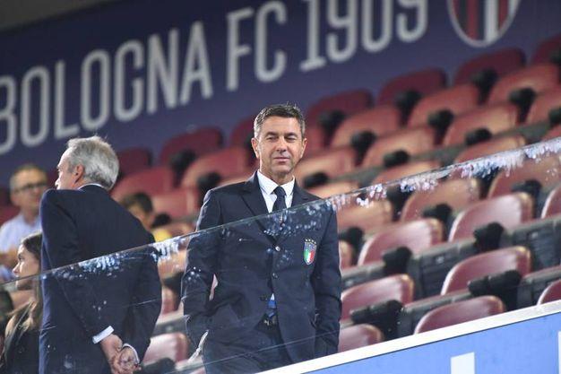 Il vice-commissario della Figc Alessandro Costacurta (foto Schicchi)