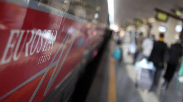Treno Alta velocità, foto generica