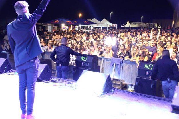 Shade al Warehouse Festival