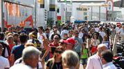 Misano Motoondiale, il paddock è stato preso d'assalto da migliaia di spettatori