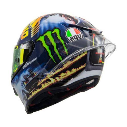 'Back to Misano', il casco speciale realizzato per il ritorno al Gran Premio di casa