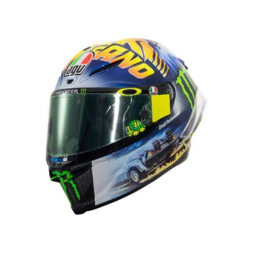 Il casco speciale Agv