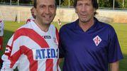 Con Rondoni (foto Fantini)