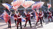 Tenzone Aurea 2018 Campionato Nazionale Sbandieratori e Musici (foto Businesspress)
