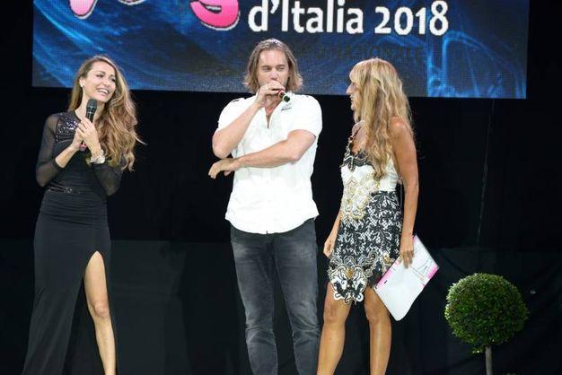 Jessica Elle, Raffaele Balzo e Jo Squillo