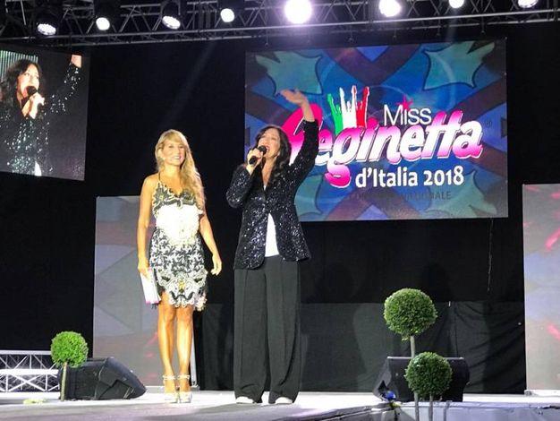 Jo Squillo ed Emanuela Aureli