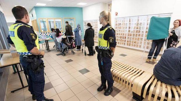 Svezia al voto (Ansa)