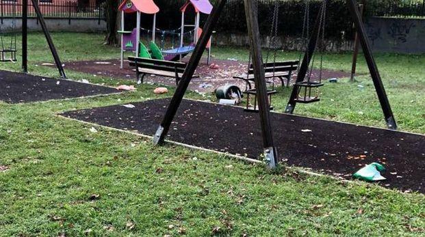 I danni al parco (Spf)