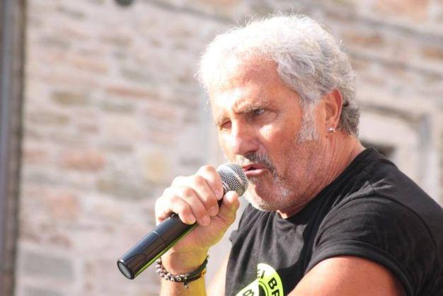 Lo show del cantante Pappalardo