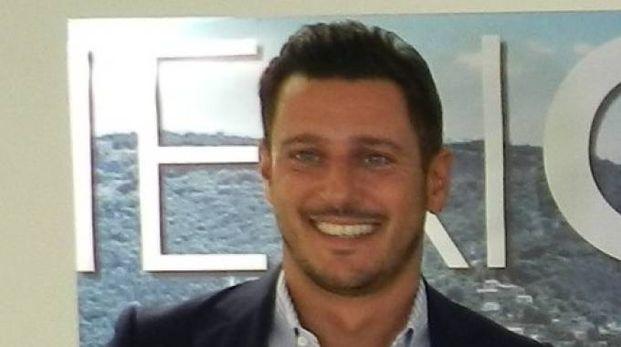 Il responsabile marketing del club bianco Lorenzo Ferretti