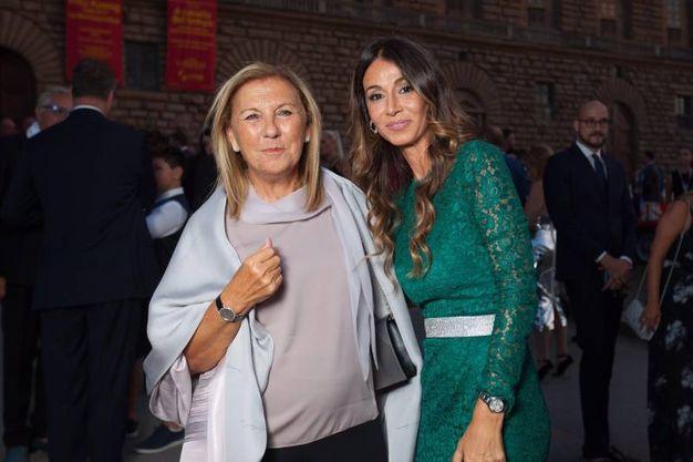 Claudia ed Elisabetta Ricci
